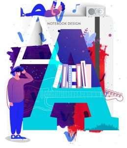 Scuola di Musica, Grafica, Illustrazione e Fumetto