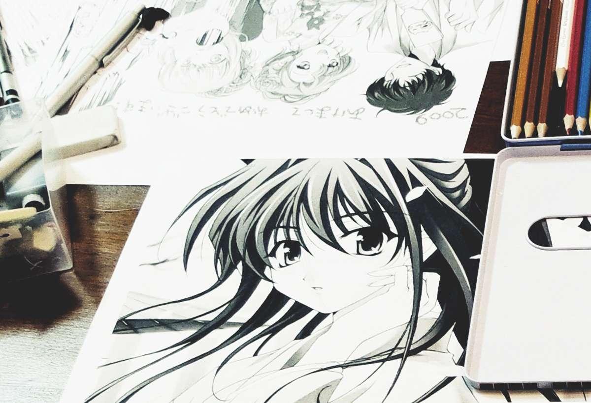 Corso di Fumetto Manga